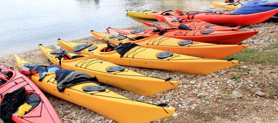Aventura en kayak por el mar y la naturaleza en un crucero por Alaska