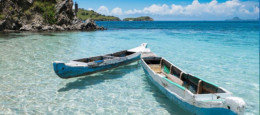 Nusa Tenggara en tu crucero a Komodo