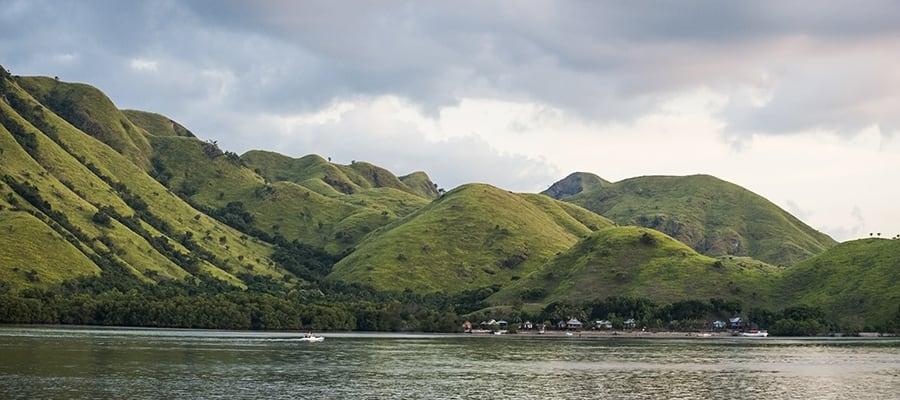 Isla de Komodo en tu crucero a Komodo