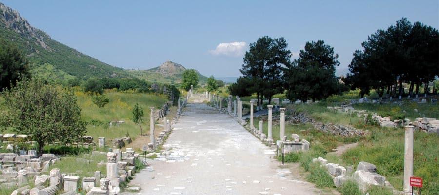 Ruinas de la Vía Arcadia en tus vacaciones por Europa