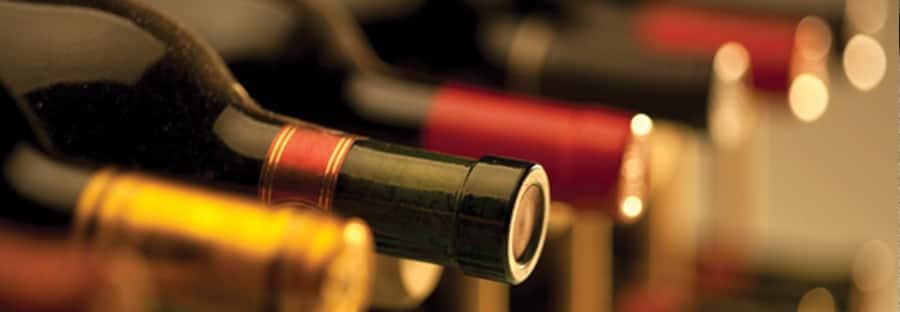 Compra botellas de vino durante tus vacaciones en crucero