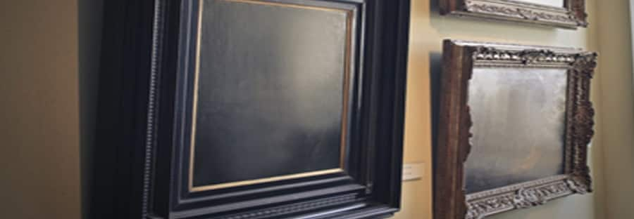 galería de arte en el crucero