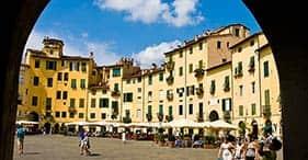Maravillas de Lucca y Pisa