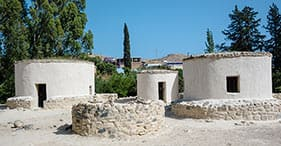 Nicosia y Choirokoitia
