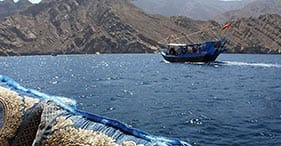 Crucero panorámico Omani Dhow
