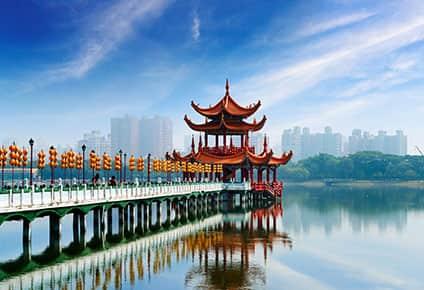 Nuevos itinerarios por Asia