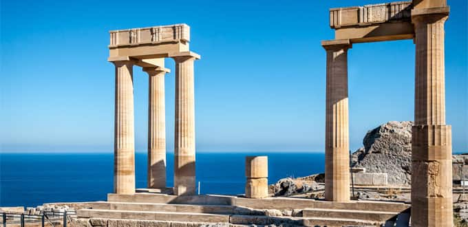 Islas griegas e Italia desde Roma (Civitavecchia), 11 días