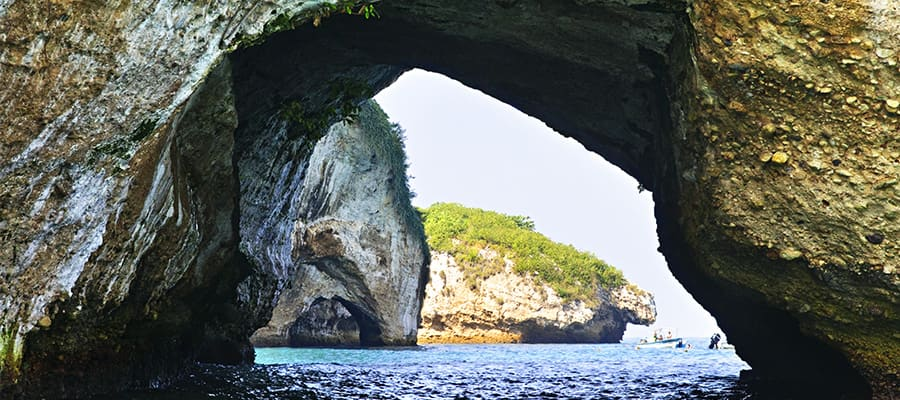 Los Arcos en tu crucero desde Puerto Vallarta, México