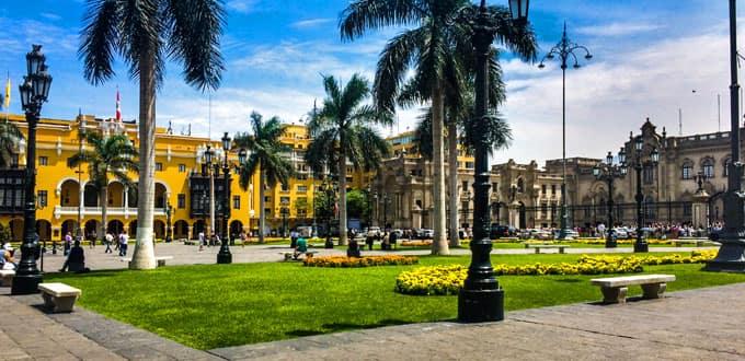 Explora América del Sur desde Santiago (San Antonio), 16 días