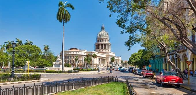 Cuba (con estadía nocturna) y Bahamas desde Miami, 4 días