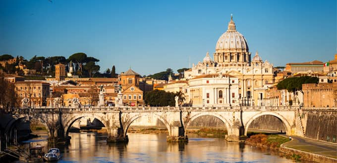 Mediterráneo desde Roma (Civitavecchia), 11 días
