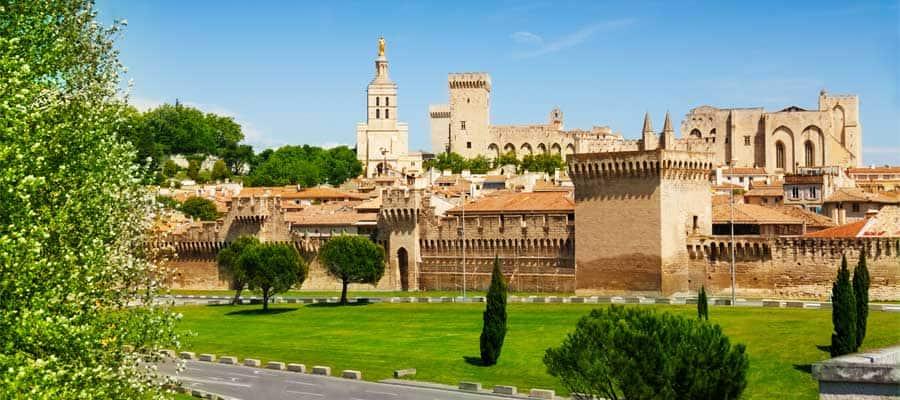 Conoce Les Baux de-Provence en Provenza