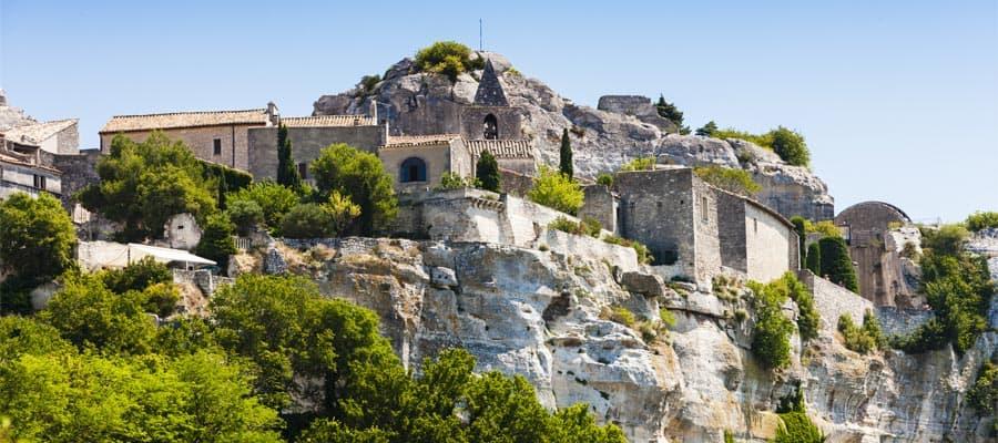 Cruceros a Les Baux de-Provence, Provenza