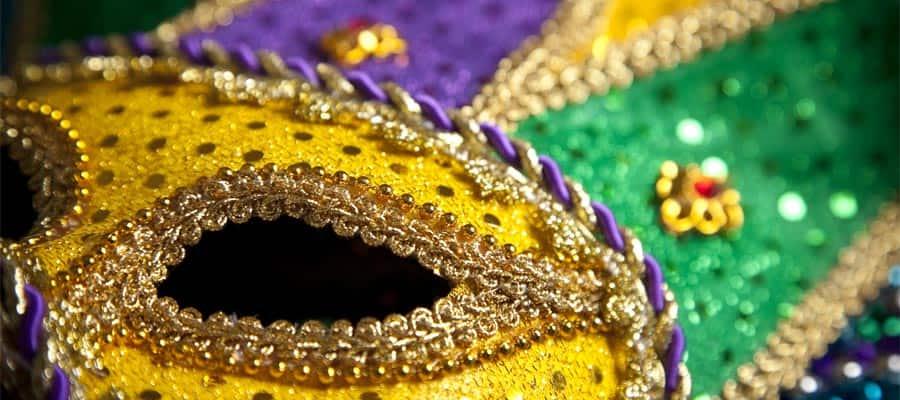 Mardi Gras en tu crucero a Nueva Orleans
