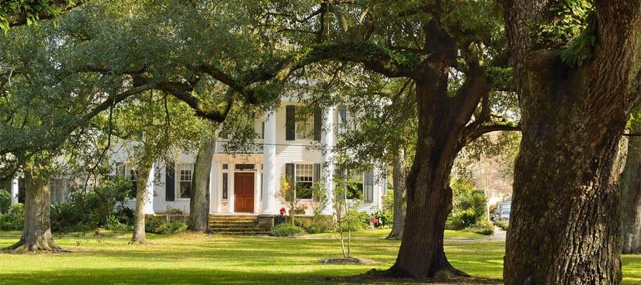 Audubon Park en Nueva Orleans