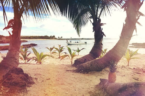 Playas pintorescas en tu crucero por la Riviera Mexicana
