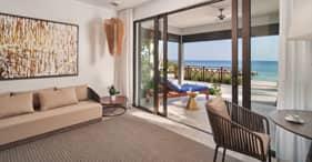 Villa con vista al mar en Silver Cove