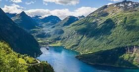Nordfjordeid, Noruega