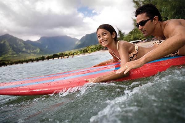 Las 4 razones principales para tomarte unas vacaciones en Hawái