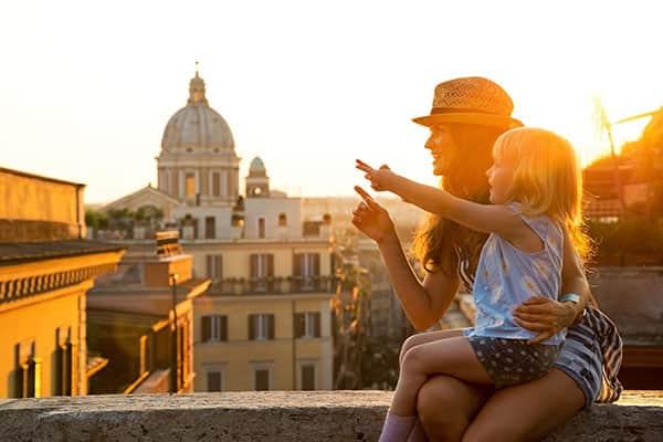 10 actividades para cruceros desde Roma