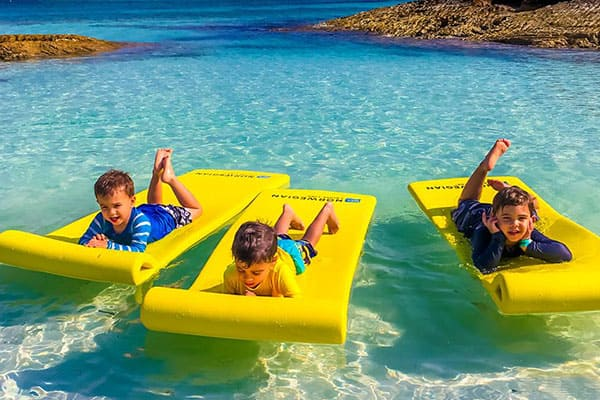 3 Things You'll Never Hear Kids Say on a Caribbean Cruise
