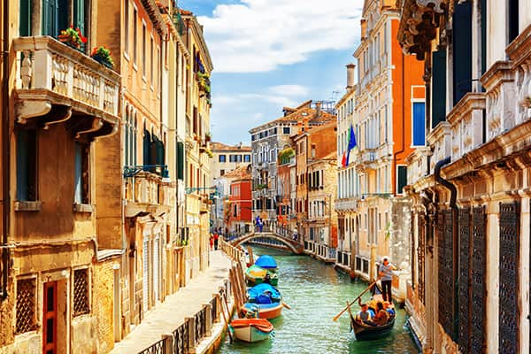 Vacation of a lifetime on a Europe cruise