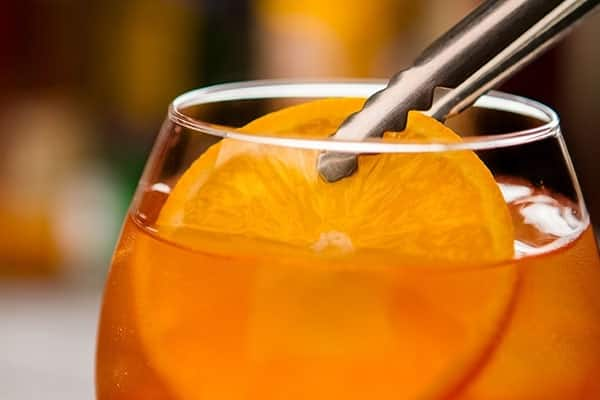 Refreshing Aperol Spritz