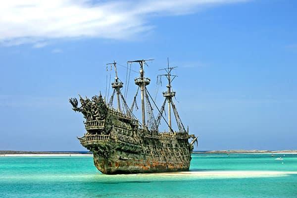 Piratas del Caribe reales salidos de la historia