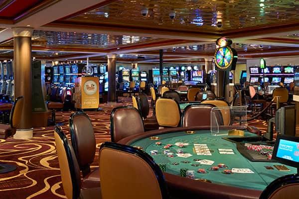 Casino a bordo del Norwegian Gem
