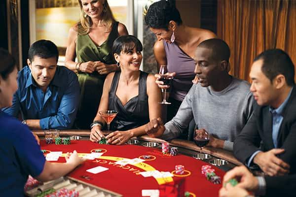 Casinos at Sea de Norwegian