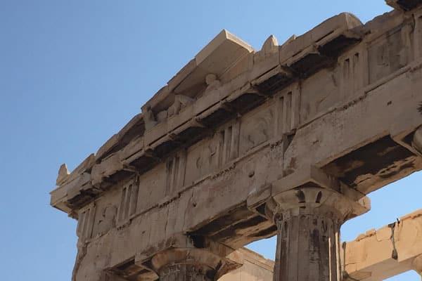 Viaja a la Acrópolis de Atenas