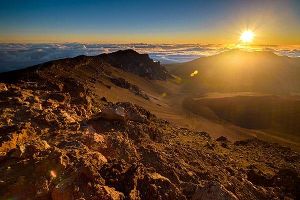 Cráter de Haleakala