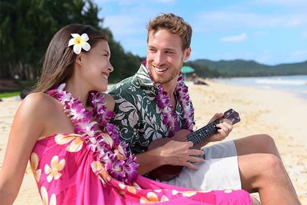 El estilo hawaiano: qué ropa usar en tu crucero en Hawái