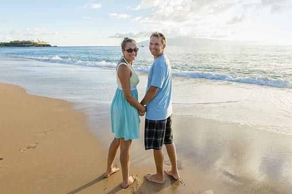 Usa ropa informal en los cruceros a Hawái