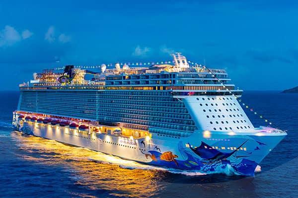 Por qué deberías hacer un crucero en época de fiestas