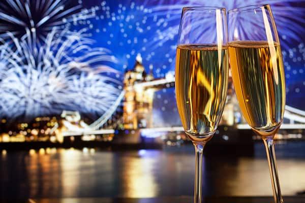 Año Nuevo en Inglaterra