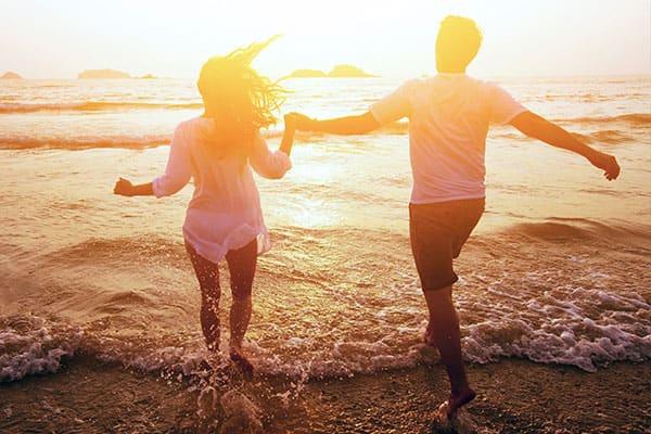 4 de los destinos de vacaciones más románticos