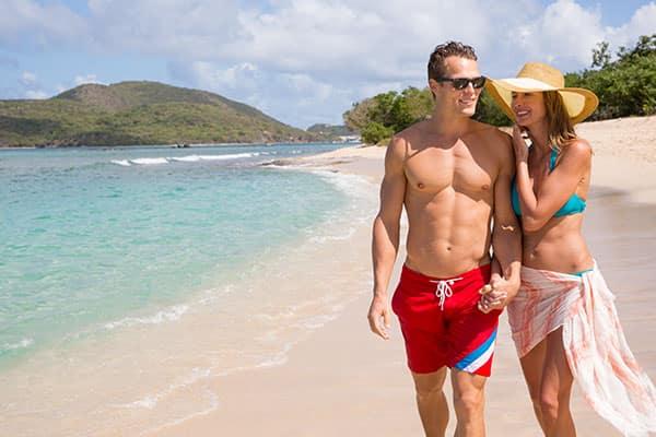 Los mejores lugares del caribe para una cita rom ntica for Preparar cita romantica