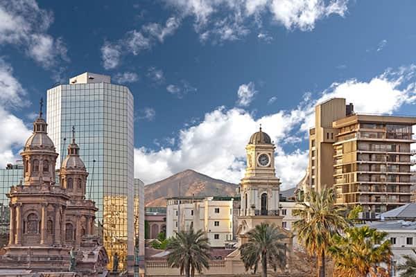 Cruceros a Santiago, Chile