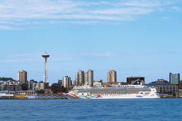 8 razones para conocer Seattle en tu crucero en Alaska