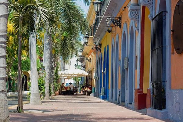 Tour a pie por Mazatlán