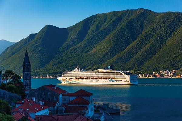 ¿Por qué deberías viajar en un crucero a Europa?