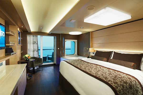 The Haven Suite Spa con balcón