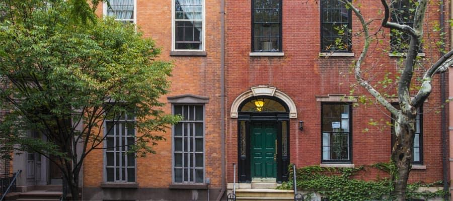 Visita el antiguo Greenwich Village en Nueva York