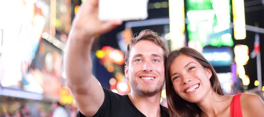 Visita Times Square en tu crucero por NYC