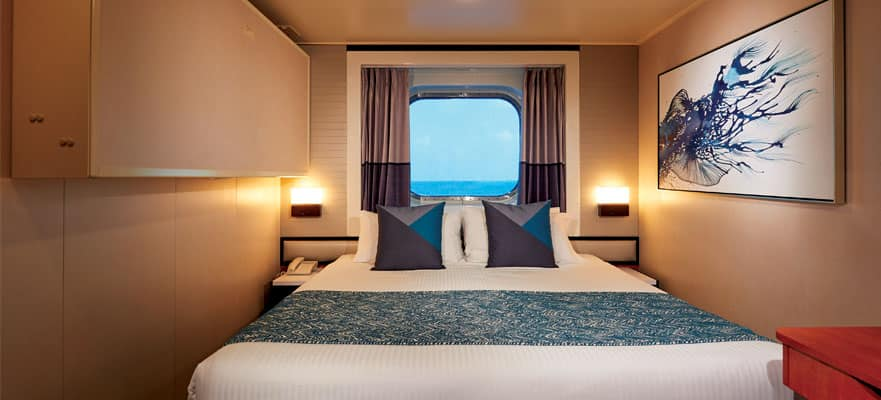 Camarote con vista al mar Sail Away