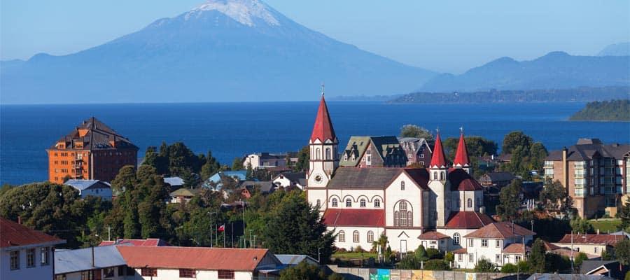 Ver Puerto Varas en nuestros cruceros por América del Sur