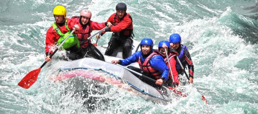 Descenso por ríos en Puerto Montt