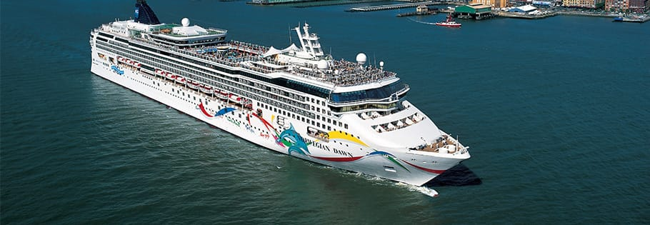Caribe oriental en el Norwegian Dawn