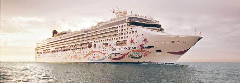 Caribe oriental en el Norwegian Star